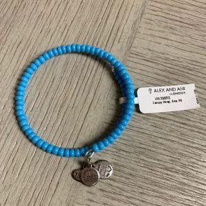 Alex And Ani Blue Bracelet